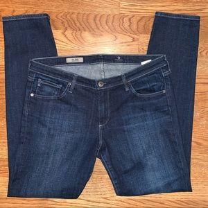 AG Adriano Goldschmied Stilt Cigarette jeans 31R